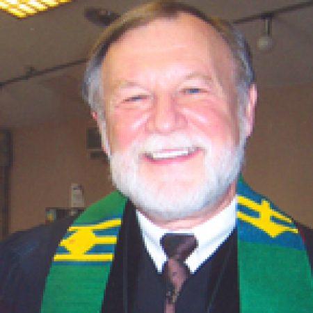 Rev. Gary Pinder